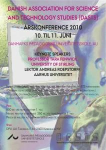 DASTS 2010 - Plakat